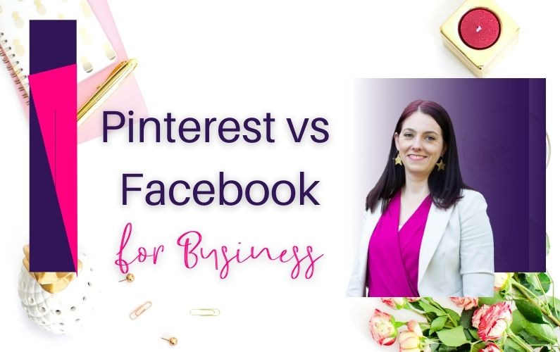 Pinterest vs Facebook - which is better for business?
