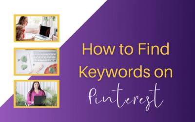 Pinterest Keyword Research Guide 2021